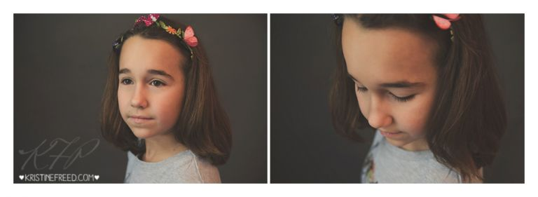 Tampa tween photos, Who I Am, Kristine Freed Photography