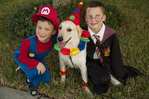 www.KristineFreed.com   May Luck Be Yours- Halloween Contest   Tampa, Wesley Chapel Photographer