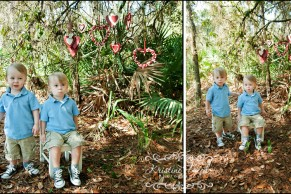 www.KristineFreed.com | A friend given by Nature | Tampa Children & Twin Photographer image 1
