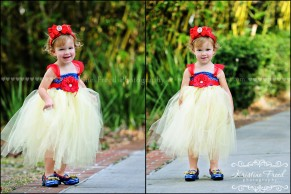 www.KristineFreed.com | Fairest One of All | Tampa Child Photographer | Kristine Freed Photography image 2