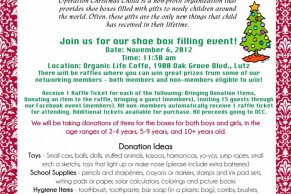 www.KristineFreed.com | The Power of a Simple Gift | Operation Christmas Child image 2