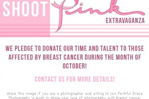 www.KristineFreed.com | Shoot Pink | Breast Cancer Awareness