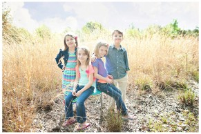 www.KristineFreed.com | Magic Sparkles in Nature | Tampa Child Photographer image 17