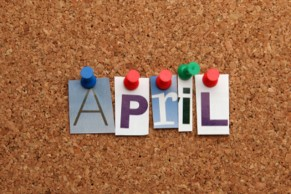 www.KristineFreed.com | April Holidays and Observances