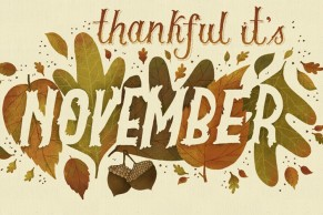 www.KristineFreed.com | November Holidays and Observances