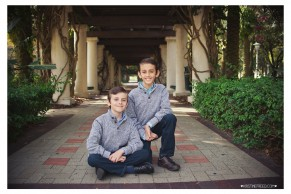 www.KristineFreed.com | USF Brothers Holiday Mini Session | M Brothers image 14