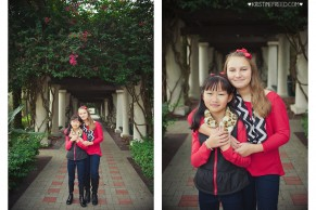 www.KristineFreed.com | USF Sisters Holiday Mini Session | M Sisters image 12