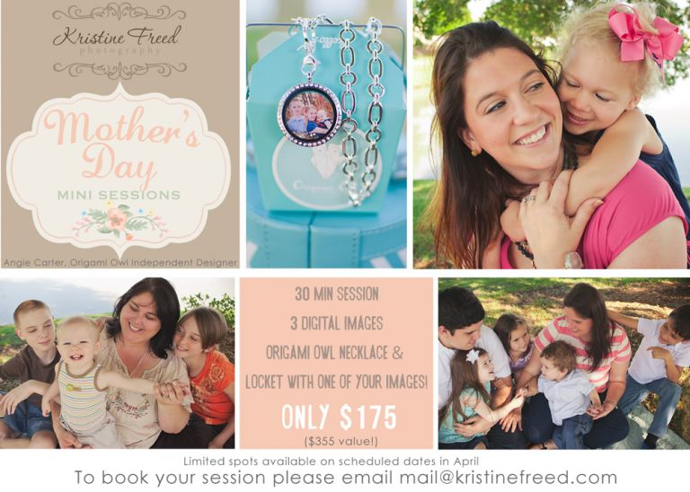 Tampa, FL Mothers Day Mini Sessions 2015