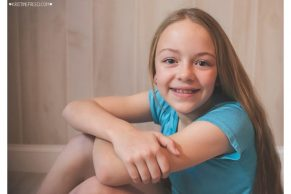 studio pictures of tween girl, Who I Am Project, Kristine Freed Photography