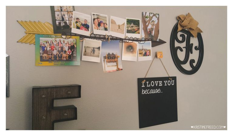 unique way to display images, Kristine Freed Photography