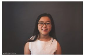 studio photos of tween girl, Who I Am Project, Kristine Freed Photography