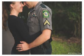 Tampa LEO photo shoot, Kristine Freed Photography