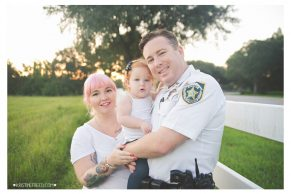 Tampa LEO photographer, Kristine Freed Photography