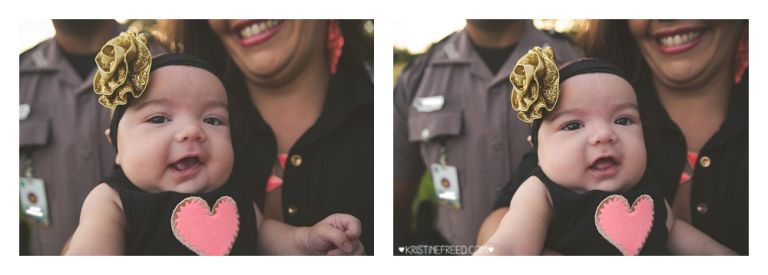 Tampa LEO photos, Kristine Freed Photography