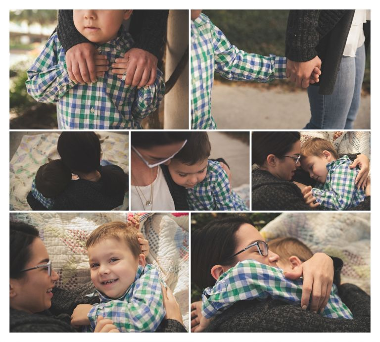 Tampa Mother's Day Photo Sessions, Kristine Freed Photography