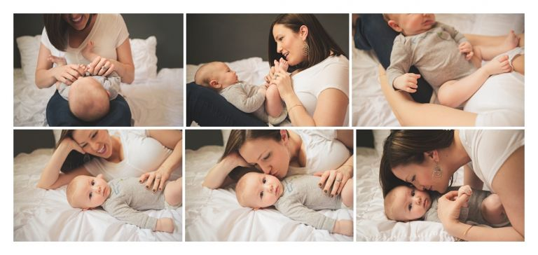 Tampa Mother's Day photos, Kristine Freed Photography