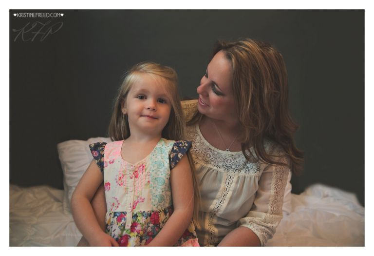 Tampa Mom and Child Photography, Kristine Freed Photography