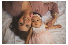 Tampa Mommy and Baby Portraits, Kristine Freed Photography