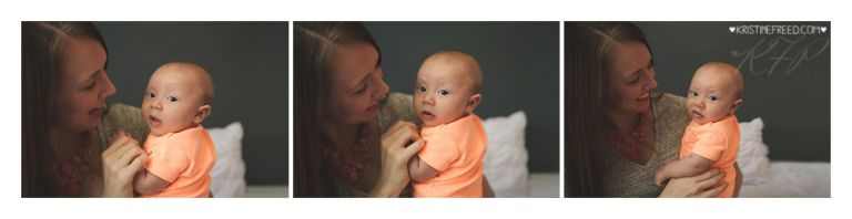 Tampa Mother and Baby Photos, Kristine Freed Photography