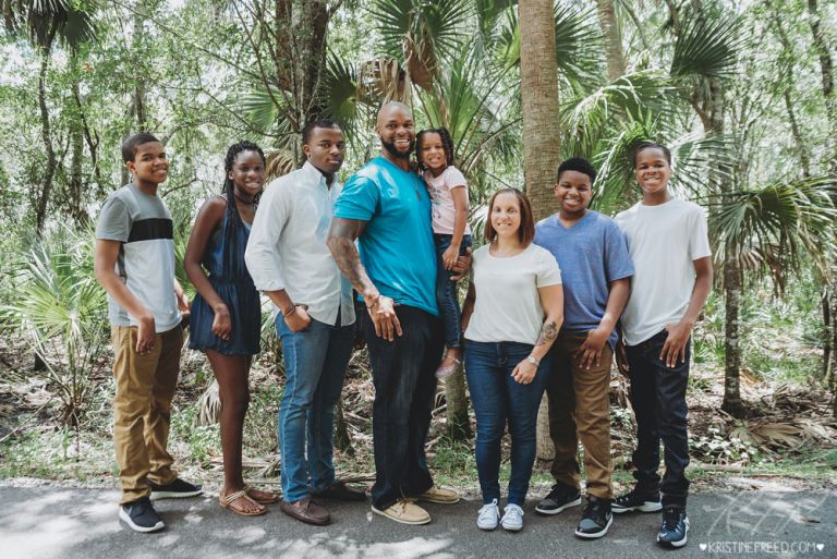 Tampa Family Portrait Photographer, Kristine Freed Photography