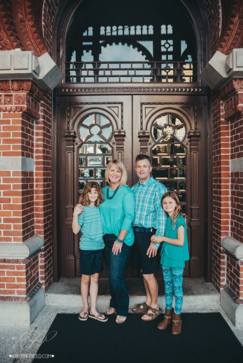 Tampa UT Family Photos, Kristine Freed Photography