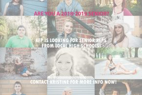 Tampa High School Senior Rep, Kristine Freed Photography