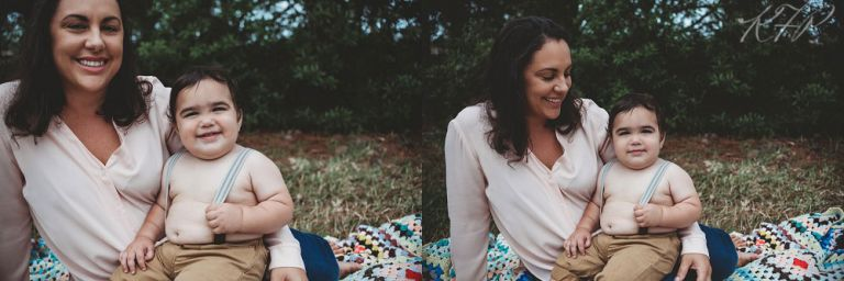 Wesley Chapel mom and me photos, Kristine Freed Photography