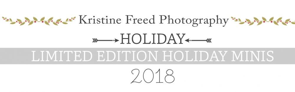 Tampa Holiday Mini Sessions 2018, Kristine Freed Photography