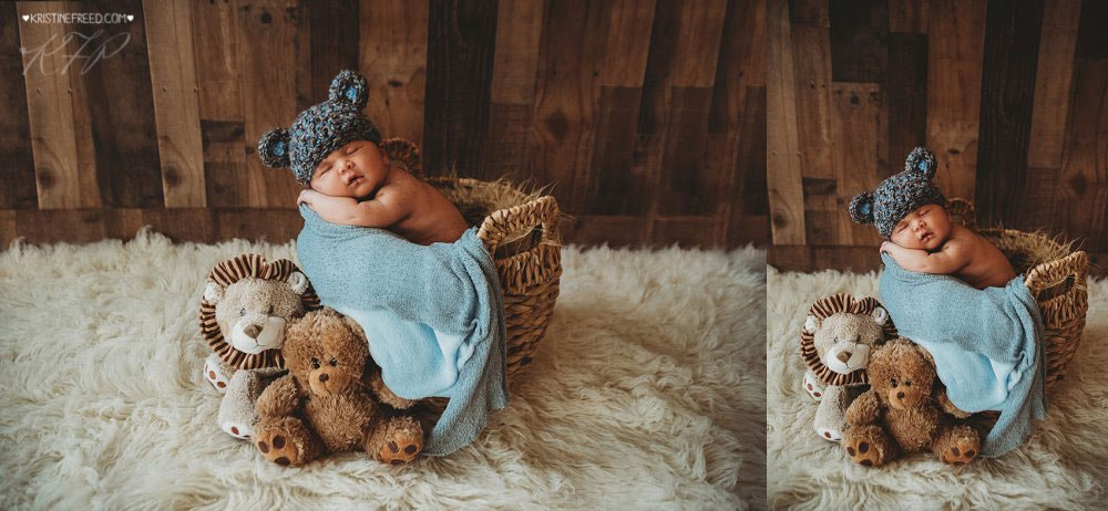 Wesley Chapel Newborn Baby Photos, Kristine Freed Photography