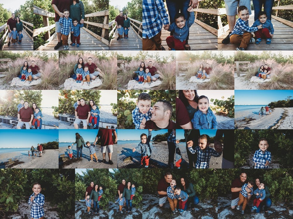 Tampa Family Beach Pictures, Kristine Freed Photography