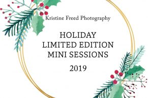 Tampa Holiday Mini Sessions 2019, Kristine Freed Photography