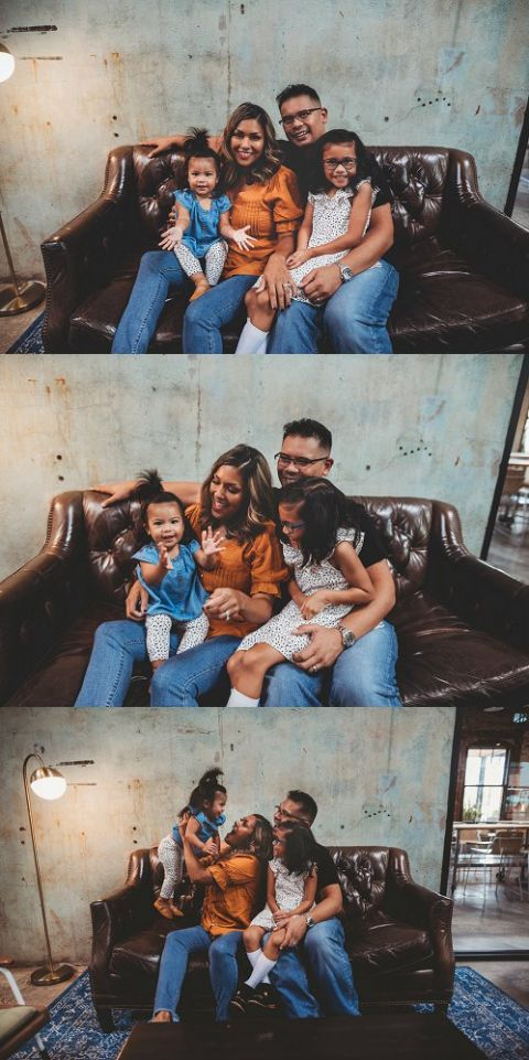 Family Photos at Armature Works, Kristine Freed Photography